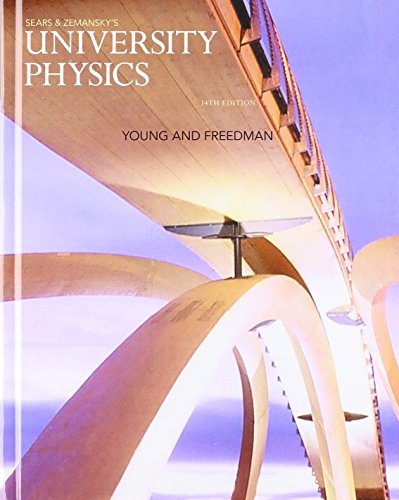 9780134096506: University Physics; MasteringPhysics with Pearson eText -- ValuePack Access Card -- for University Physics with Modern Physics (14th Edition)
