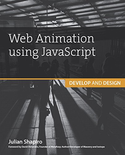 9780134096667: Web Animation Using Javascript: Develop and Design