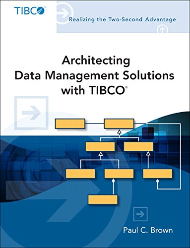 9780134098289: Architecting Data Management Solutions with TIBCO® (TIBCO Press)