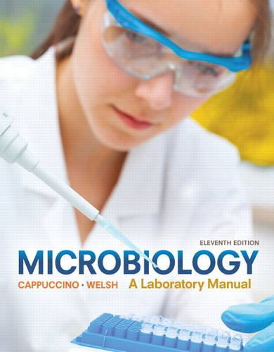 9780134098630: Microbiology: A Laboratory Manual (11th Edition)