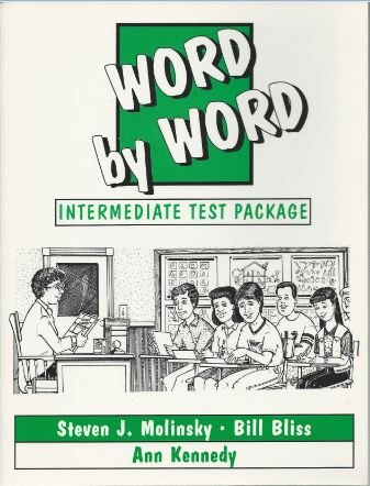 9780134099057: Word by Word Intermediate Picture Dictionary