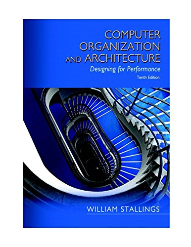 9780134101613: Computer Organization and Architecture (10th Edition)