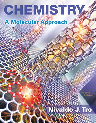 9780134103976: Chemistry: A Molecular Approach Plus MasteringChemistry with Pearson eText -- Access Card Package (4th Edition) (New Chemistry Titles from Niva Tro)
