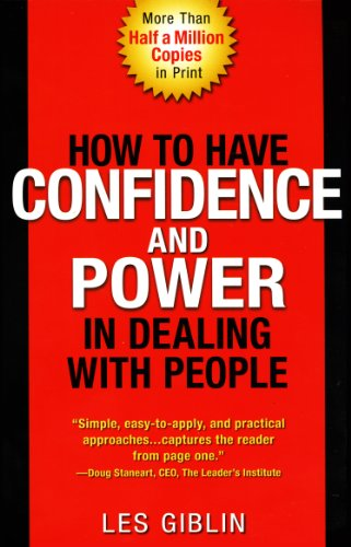 9780134106717: How to Have Confidence and Power in Dealing with People
