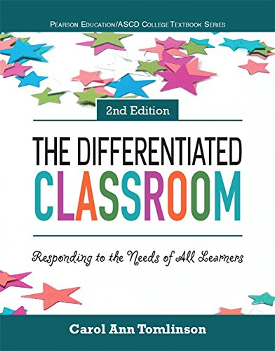 9780134109503: The Differentiated Classroom: Responding to the Needs of All Learners (2nd Edition) (ASCD)