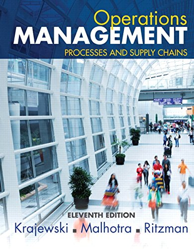 9780134110202: Operations Management: Processes and Supply Chains Plus MyLab Operations Management with Pearson eText -- Access Card Package (11th Edition)