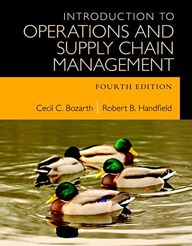 9780134111070: Introduction to Operations and Supply Chain Management Plus MyOMLab with Peason eText -- Access Card Package (4th Edition)