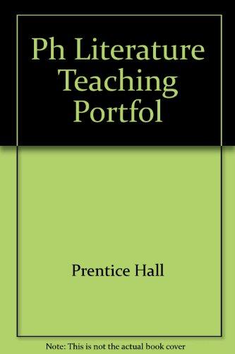 9780134112084: Ph Literature Teaching Portfol