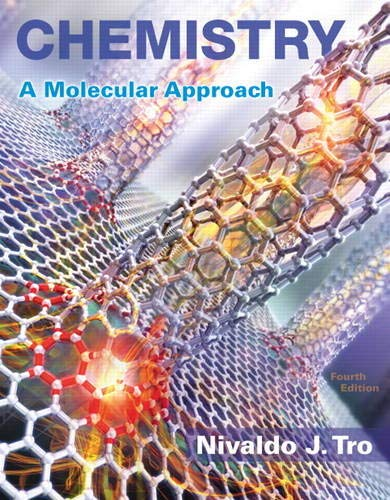 Chemistry: A Molecular Approach (Hardback): Nivaldo J. Tro