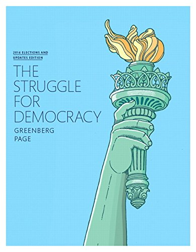 9780134113845: Struggle for Democracy, The, Plus NEW MyPoliSciLab for American Government -- Access Card Package (11th Edition)