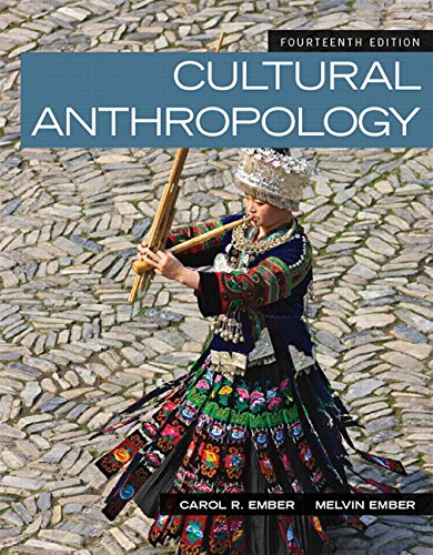 9780134114170: Cultural Anthropology Plus NEW MyLab Anthropology for Cultural Anthropology -- Access Card Package (14th Edition)