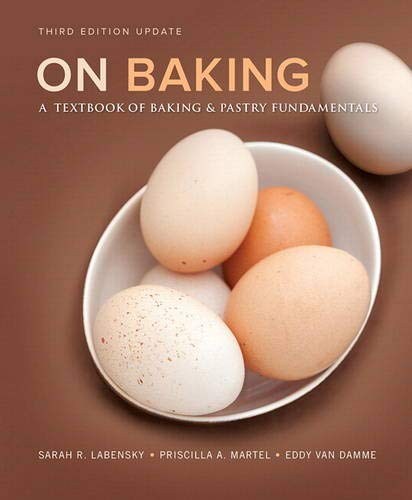 9780134115252: On Baking (Update) Plus MyCulinaryLab with Pearson eText -- Access Card Package (3rd Edition)