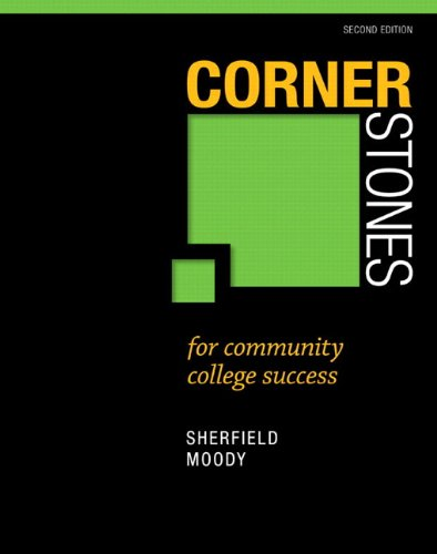 9780134116624: Cornerstones for Community College Success Plus NEW MyLab Student Success with Pearson eText - Access Card Package (2nd Edition) (Cornerstones Franchise)