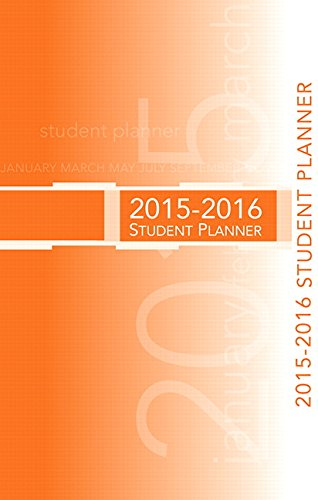 9780134119953: Premier Planner 2015-2016