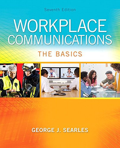 WORKPLACE COMMUNICATIONS: SEARLES