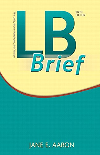 9780134123066: LB Brief with Tabs (6th Edition)