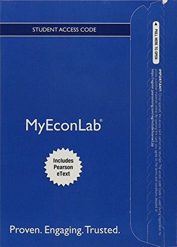 9780134125954: MyLab Economics with Pearson eText -- Access Card -- for Macroeconomics