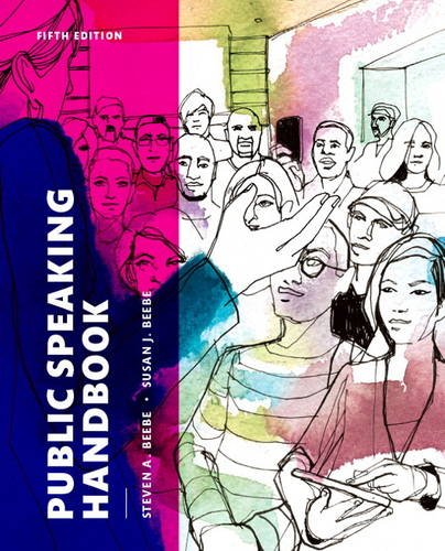 9780134126906: Public Speaking Handbook Plus NEW MyLab Communication for Public Speaking - Access Card Package (5th Edition)