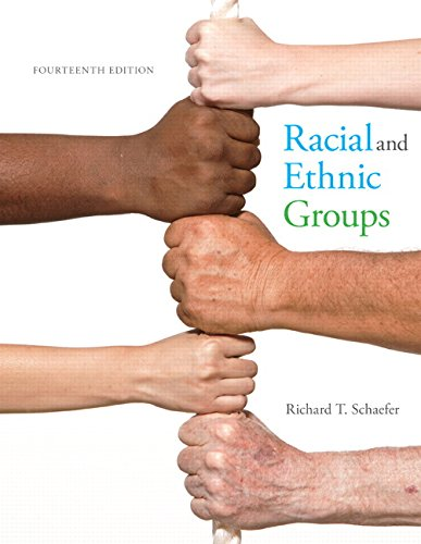 9780134126968: Racial and Ethnic Groups Plus NEW MyLab Sociology for Race and Ethnicity -- Access Card Package (14th Edition)