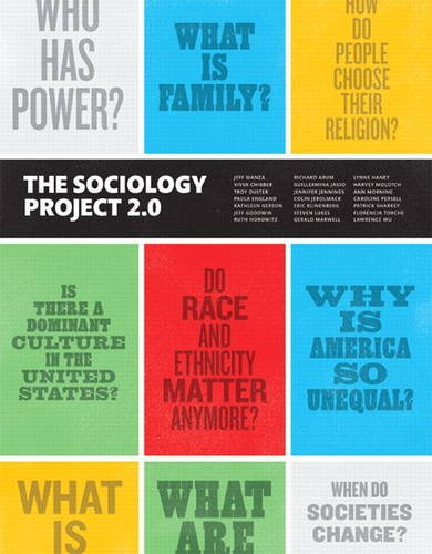 9780134127033: Sociology Project: Introducing the Sociological Imagination, The, Plus NEW MySocLab for Introduction to Sociology -- Access Card Package (2nd Edition)