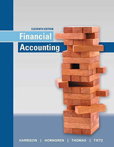 9780134127620: Financial Accounting (11th Edition)