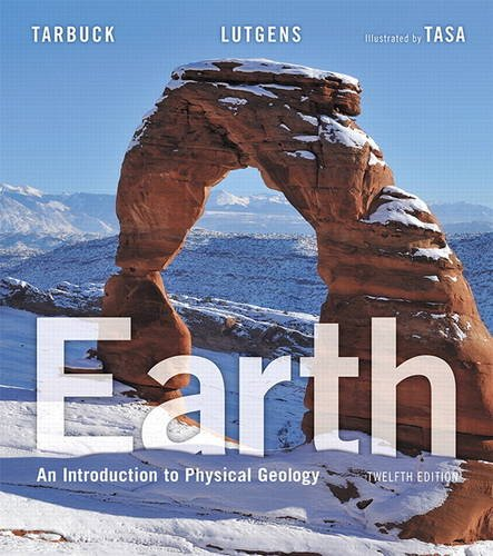 9780134127644: Earth: An Introduction to Physical Geology Plus Mastering Geology with Pearson eText - Access Card Package (12th Edition)