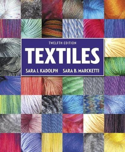 9780134128634: Textiles (12th Edition)