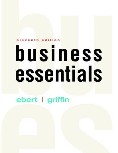 9780134129969: Business Essentials