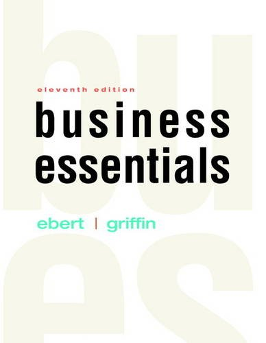 9780134129969: Business Essentials (11th Edition)