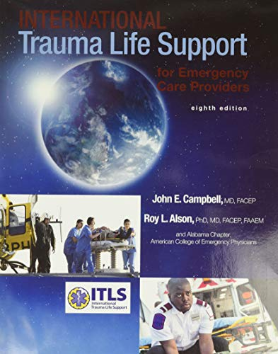 9780134130798: International Trauma Life Support for Emergency Care Providers