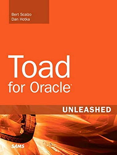 9780134131856: Toad for Oracle Unleashed