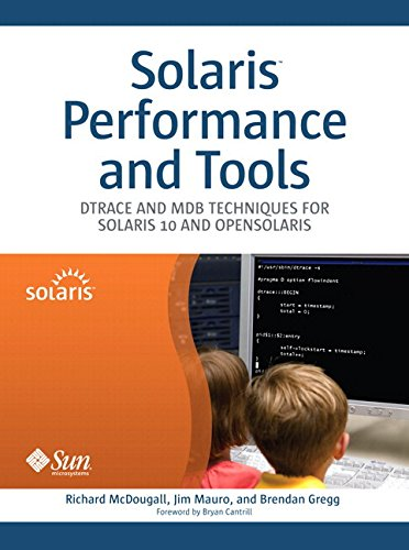9780134131863: Solaris Performance and Tools: DTrace and MDB Techniques for Solaris 10 and OpenSolaris (paperback)
