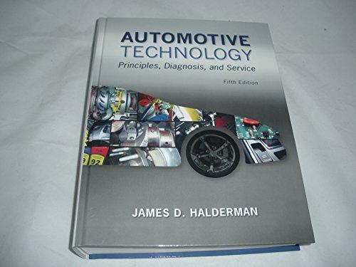 9780134133423: Automotive Technology, NASTA Edition