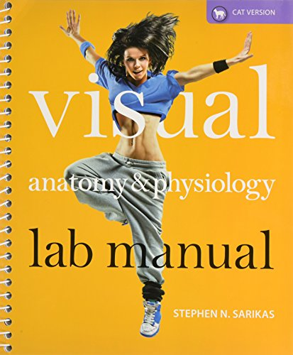9780134135564: Visual Anatomy & Physiology Lab Manual, Cat Version and Modified MasteringA&P with Pearson eText & ValuePack Access Card