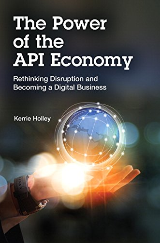 9780134136967: The Power of the API Economy: Rethinking Disruption and Becoming a Digital Business (IBM Press)