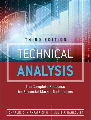 9780134137049: Technical Analysis: The Complete Resource for Financial Market Technicians