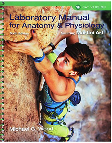 9780134137704: Laboratory Manual for Anatomy & Physiology featuring ...