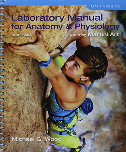 9780134137728: Laboratory Manual for Anatomy & Physiology featuring Martini Art, Main Version Plus MasteringA&P with Pearson eText -- Access Card Package (6th Edition)