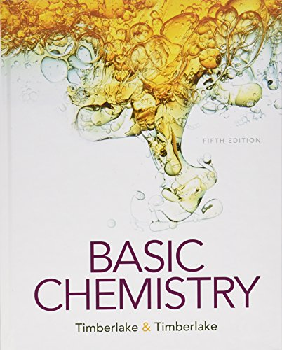 9780134138046: Basic Chemistry (5th Edition)