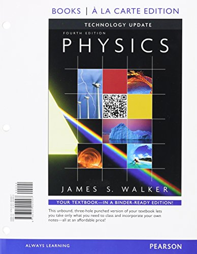 9780134142616: Physics Technology Update, Books a la Carte Plus MasteringPhysics with eText -- Access Card Package (4th Edition)