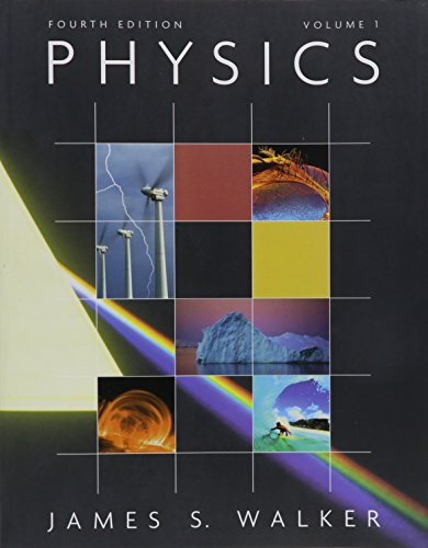 9780134153704: Physics with MasteringPhysics, Volume 1 (4th Edition)