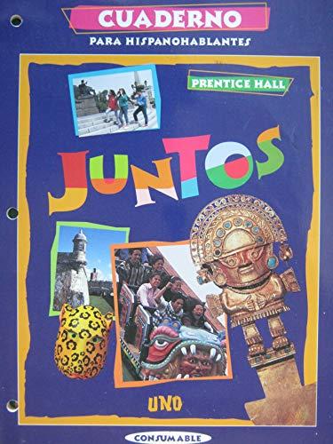 9780134156545: Juntos Uno: Cuaderno (Spanish Edition)