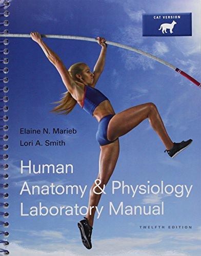 9780134156767 Human Anatomy Physiology Laboratory Manual Cat