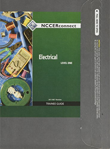 9780134156811: Electrical Level 1 NCCERconnect 2.0 - Student Access Card