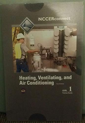 9780134157085: HVAC LEVEL 1 NCCERConnect 2.0 with Pearson eText -- Access Card