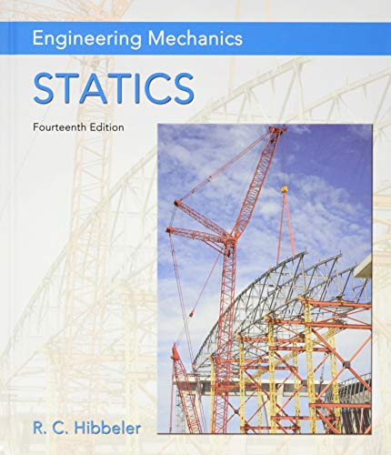 9780134160689: Engineering Mechanics: Statics Plus Mastering Engineering with Pearson eText -- Access Card Package (14th Edition) (Hibbeler, The Engineering Mechanics: Statics & Dynamics Series, 14th Edition)