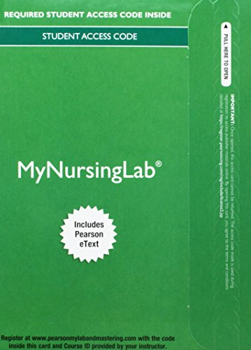 9780134160726: MyLab Nursing with Pearson eText -- Access Card -- for Kozier & Erb's Fundamentals of Nursing (My Nursing Lab)