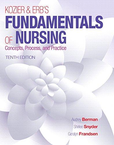 Kozier & Erb's Fundamentals of Nursing Plus MyNursing Lab with Pearson eText -- Access ...