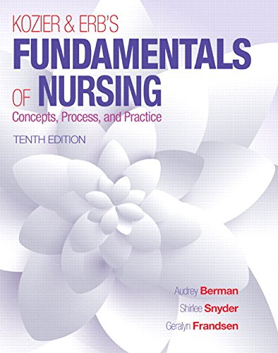 9780134162751: Kozier & Erb's Fundamentals of Nursing Plus MyNursing Lab with Pearson eText -- Access Card Package (10th Edition)