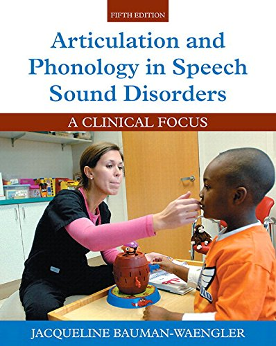 9780134166964: Articulation and Phonology in Speech Sound Disorders: A Clinical Focus, Enhanced Pearson eText with Loose-Leaf Version -- Access Card Package (5th Edition)